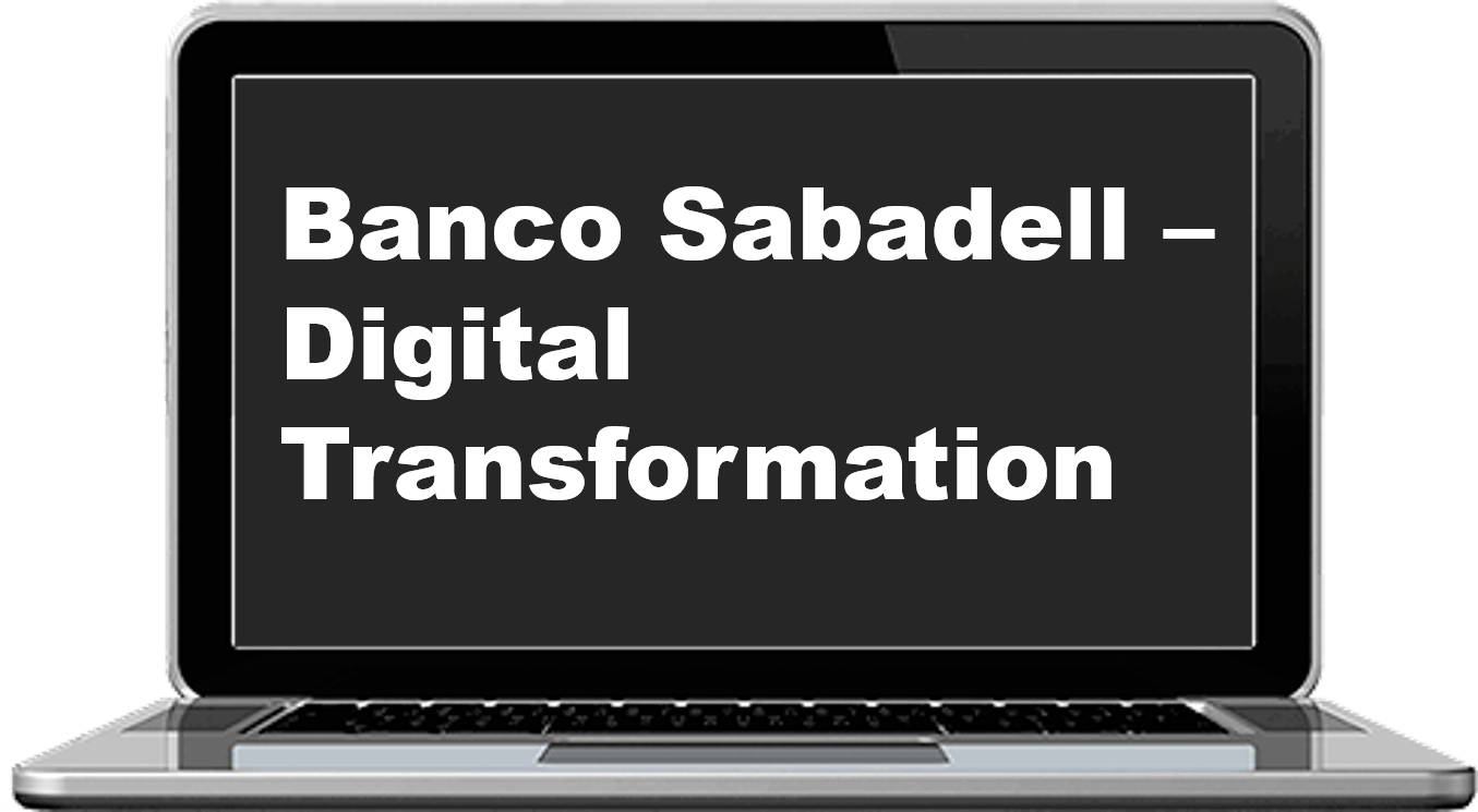 Banco Sabadell - Digital Transformation