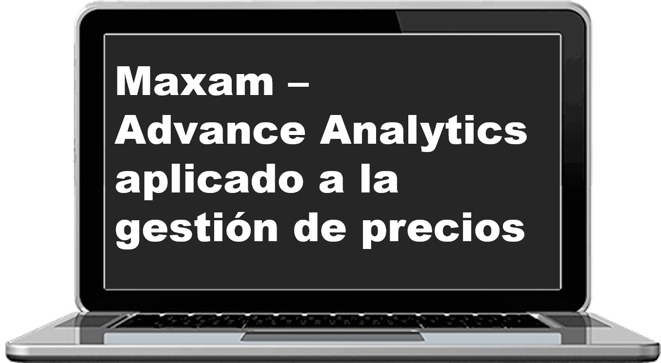 Maxam - Pricing analytics