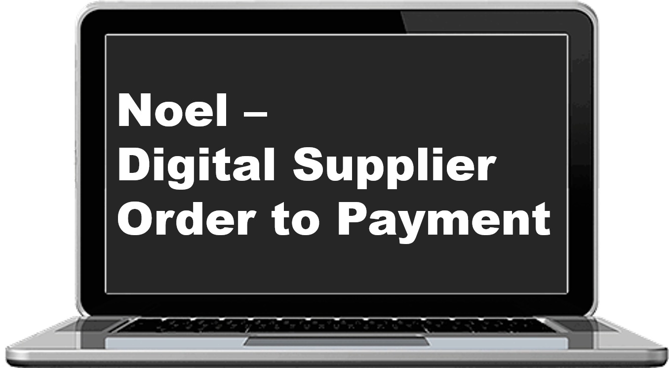 Noel - Digital Supplier Order to Payment