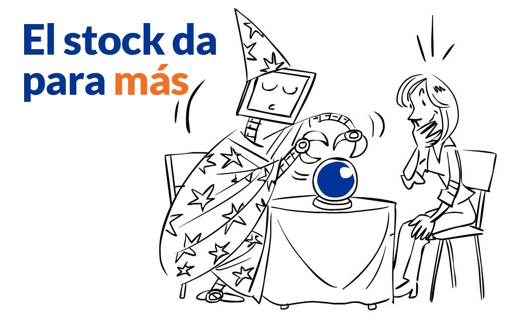 El stock da para mas - Demand Planing - Mobile