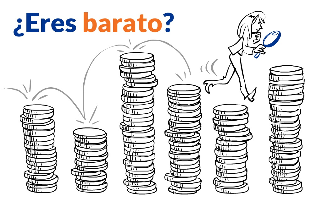 Eres barato - Pricing Analytics - Mobile