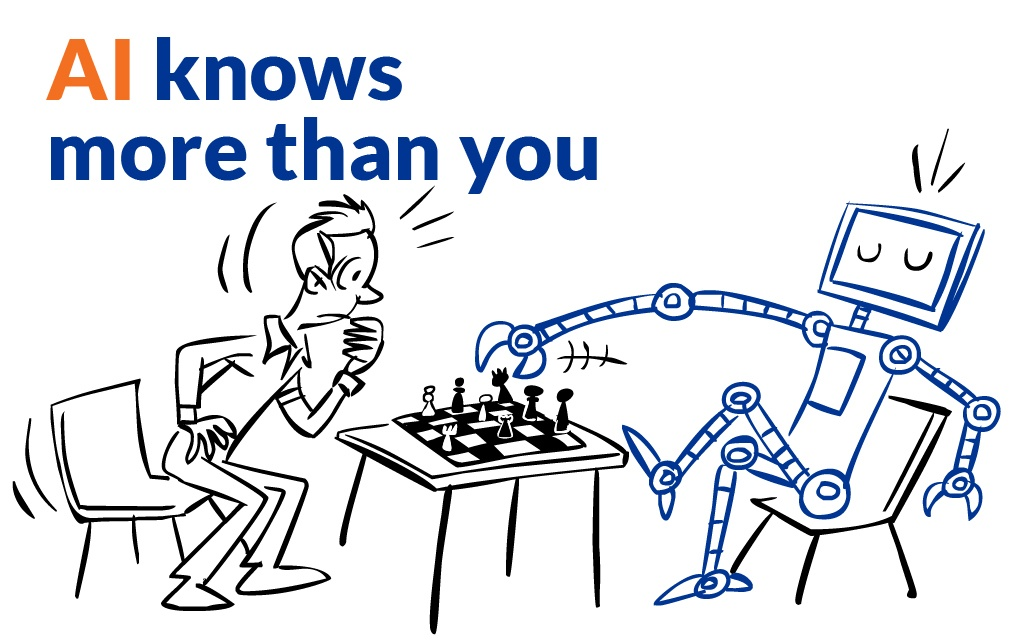 AI knows more than you - Mobile