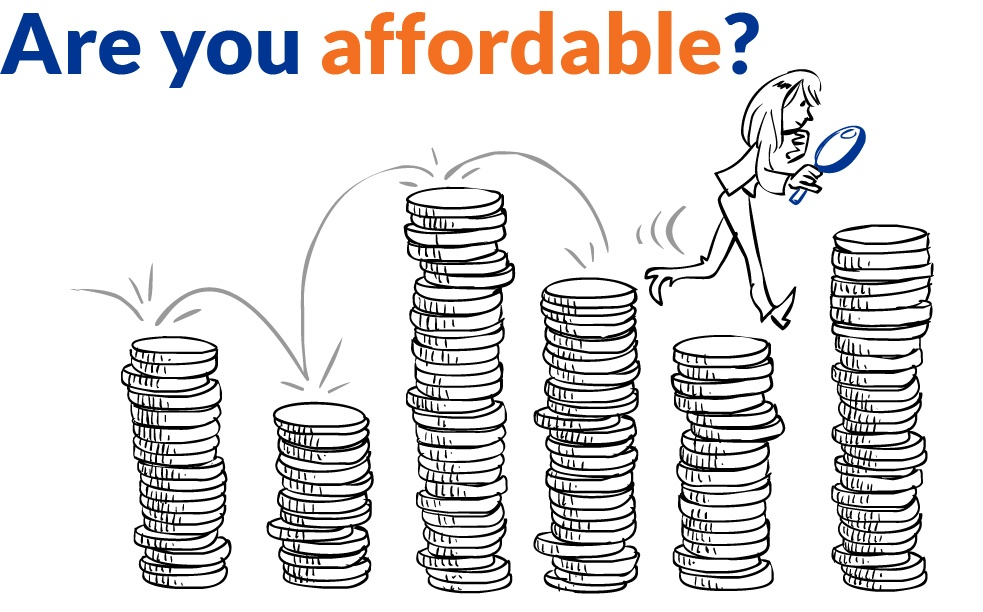 Are you affordable? - Mobile