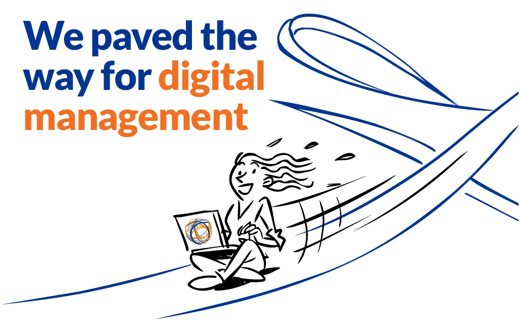 We paved the way for digital management - Mobile