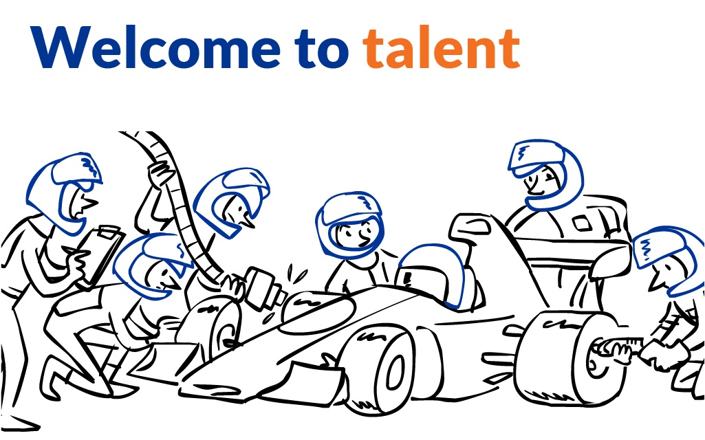 Welcome to talent - Mobile