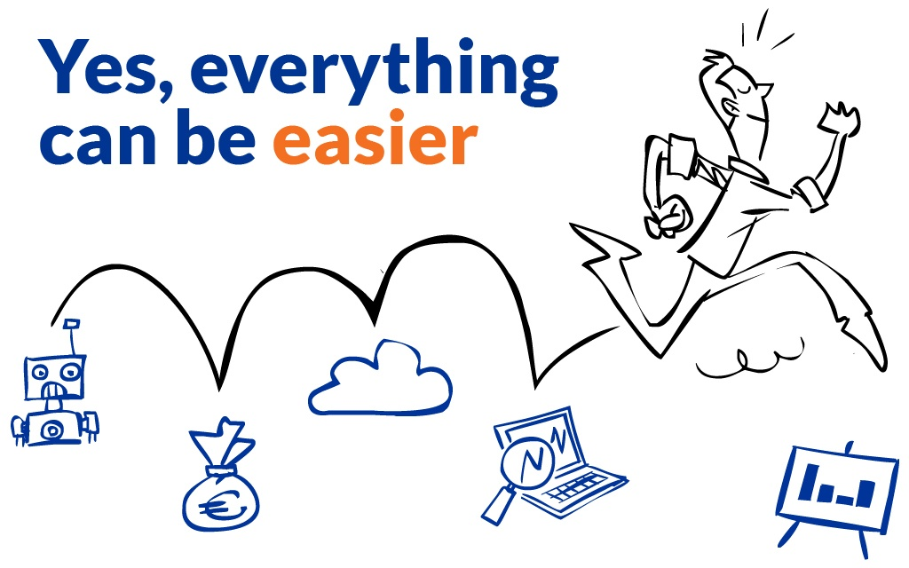Yes, everything can be easier - Mobile