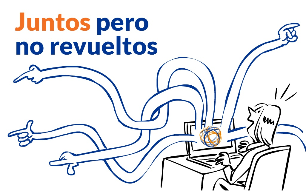 Junto pero no revueltos - Transformation Office - Mobile