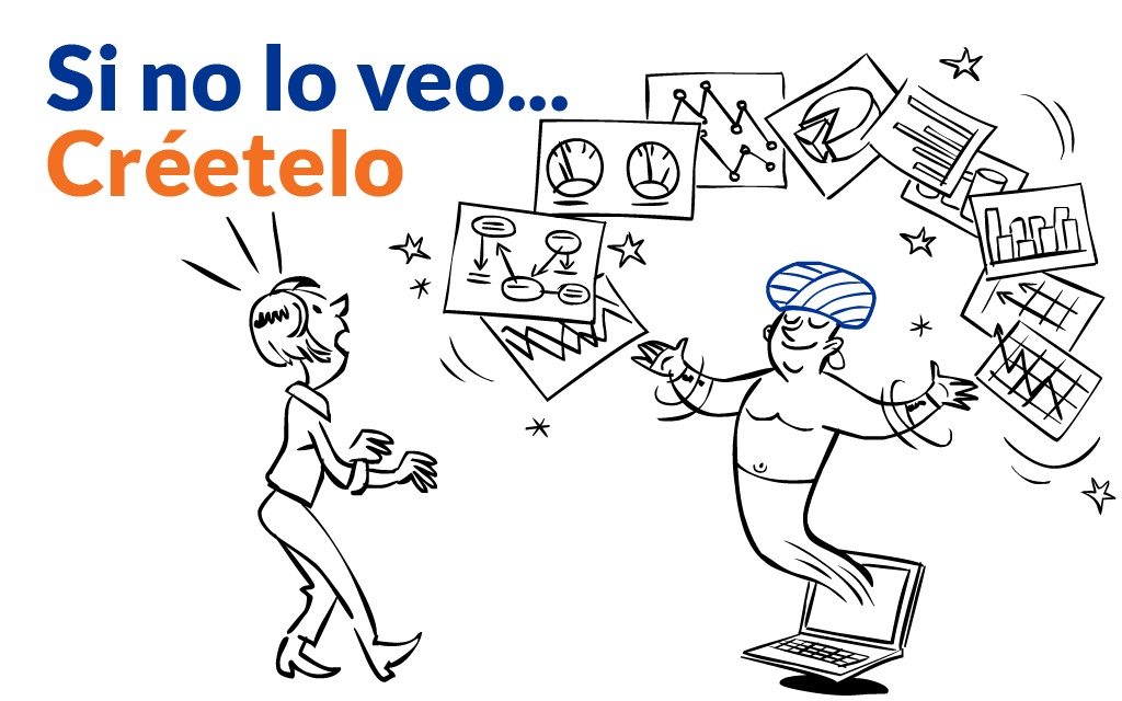 Si no lo veo creetelo - Digital Analytics Services - Mobile