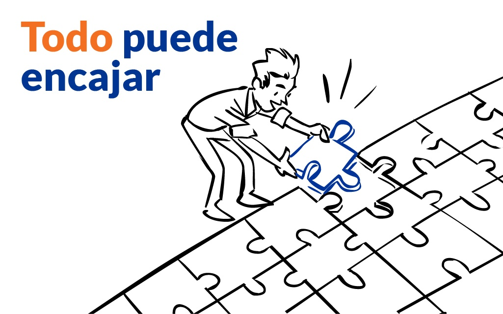 Todo puede encajar - Digital Supplier Order to Payment - Mobile